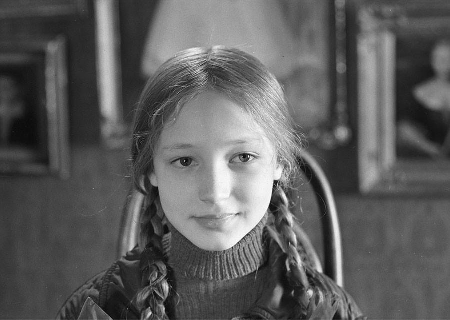 Лена Бессольцева из Чучела