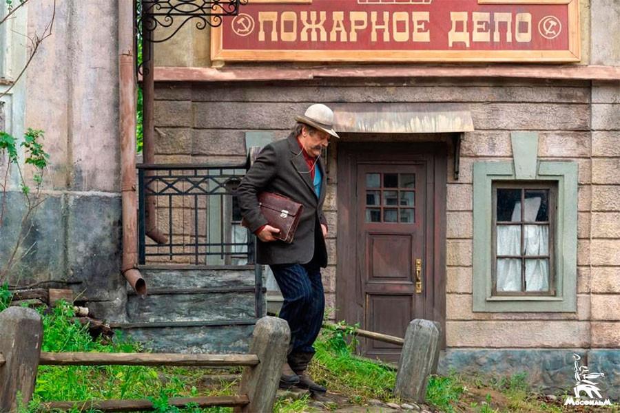 Дмитрий Нагиев - Остап Бендер в новой экранизации 12 стульев