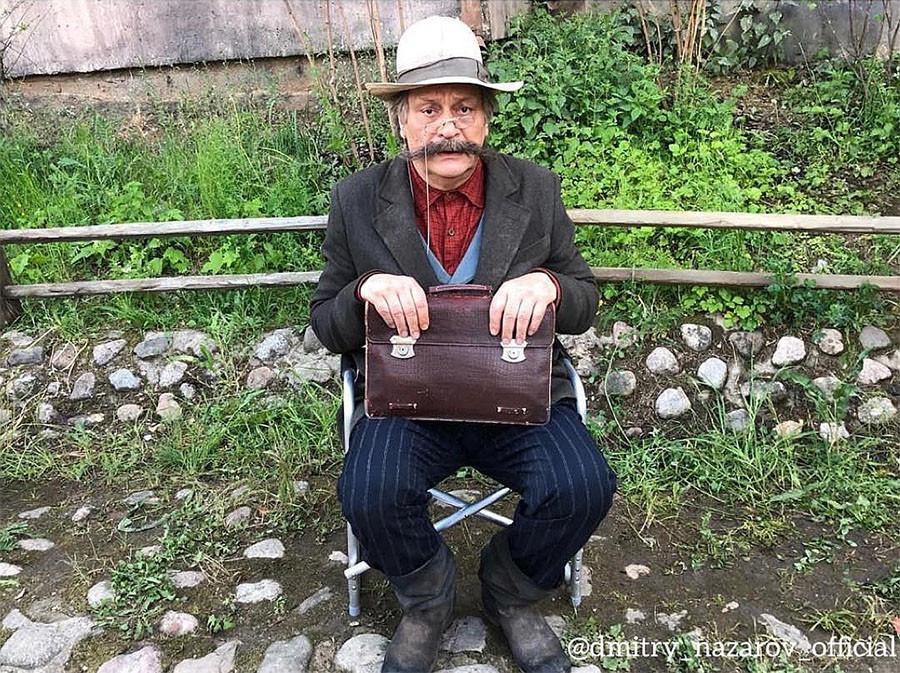 Дмитрий Нагиев - Остап Бендер в новой экранизации