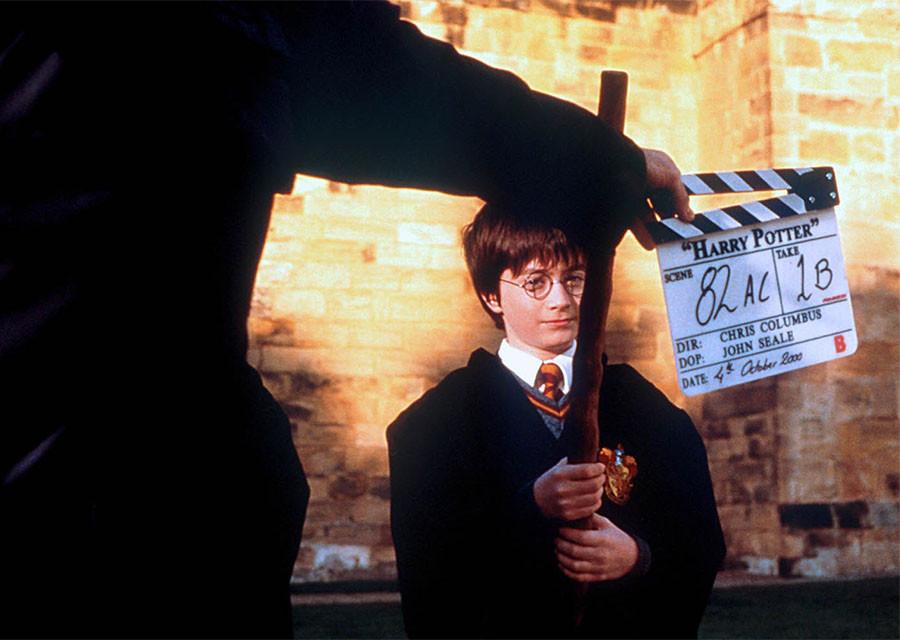"""С чего начинался """"Гарри Поттер"""""""