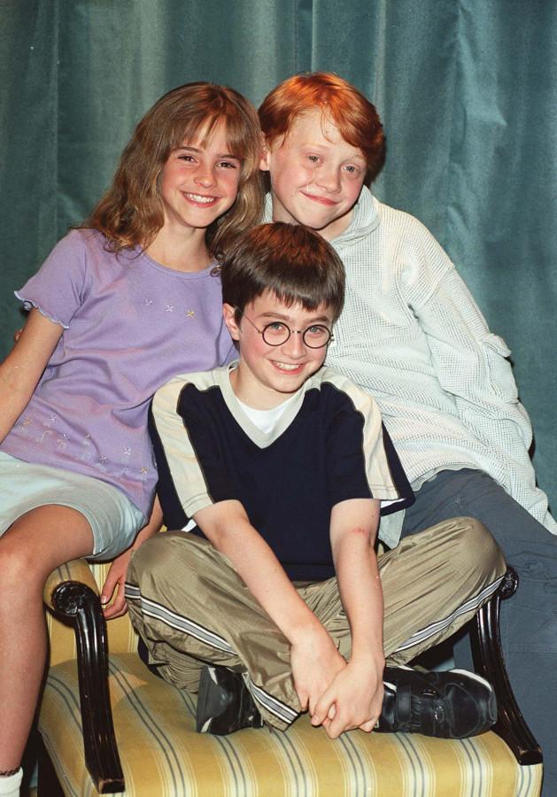 С чего начинался Гарри Поттер