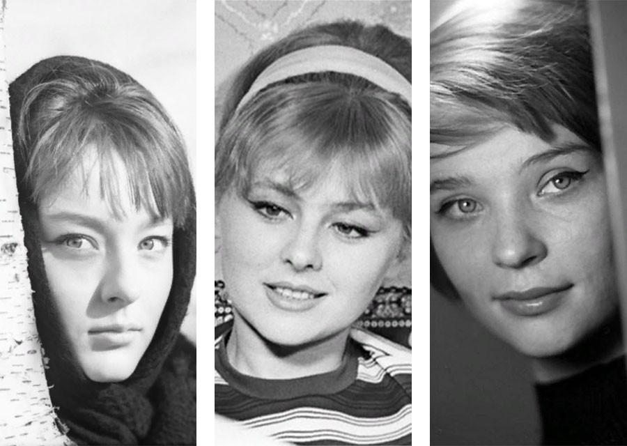 Раскованные первые красавицы советского кино