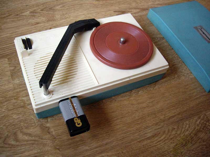 Любимая игрушка моего детства