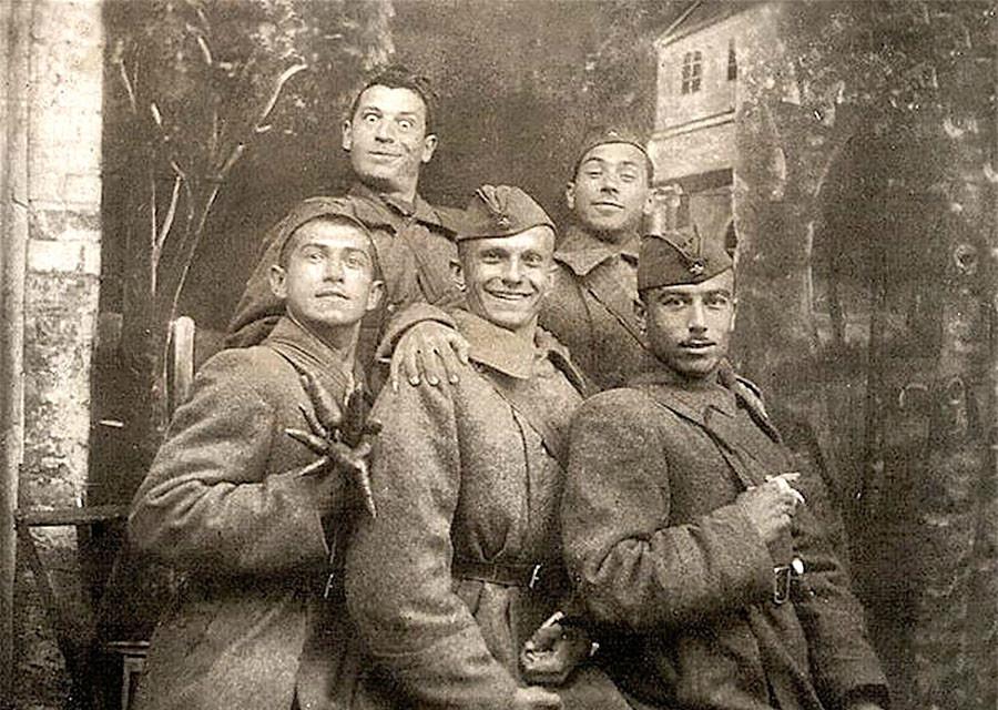 Буба Касторский, Штепсель и Тарапунька