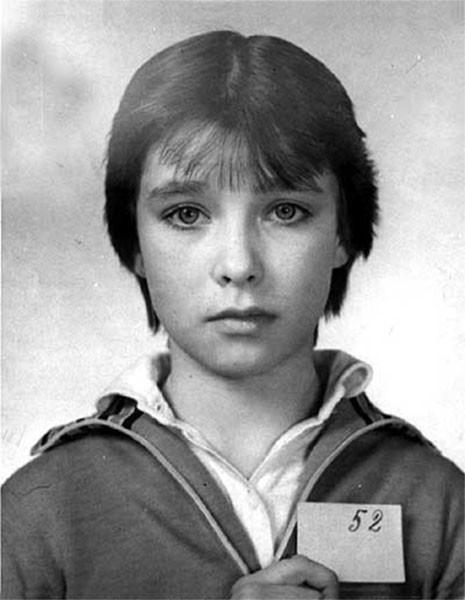 Алиса Селезнёва из Гостьи из будущего. Фотопробы