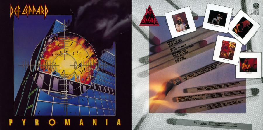 002 Def Leppard --- Pyromania - (1983)