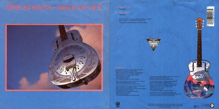 003 Dire Straits --- Walk Of Life - (1985-West-Germany)