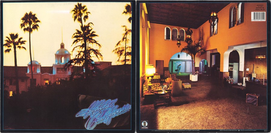 004 Eagles - Hotel California [1976]
