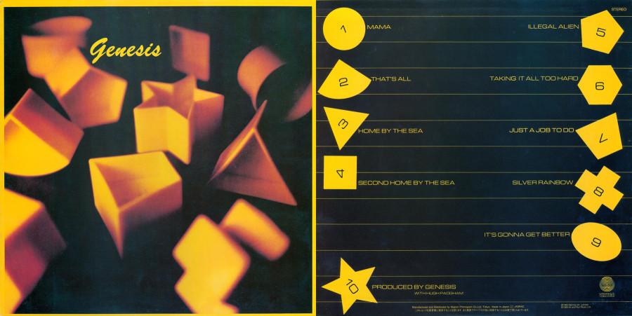 009 Genesis --- Genesis - (1983)