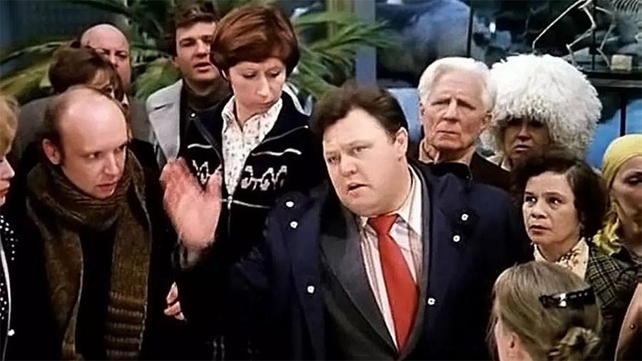 Лучшая комедия Эльдара Рязанова. Опрос
