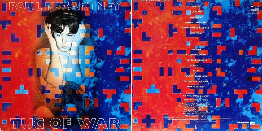 016 Paul McCartney --- Tug Of War - (1982)