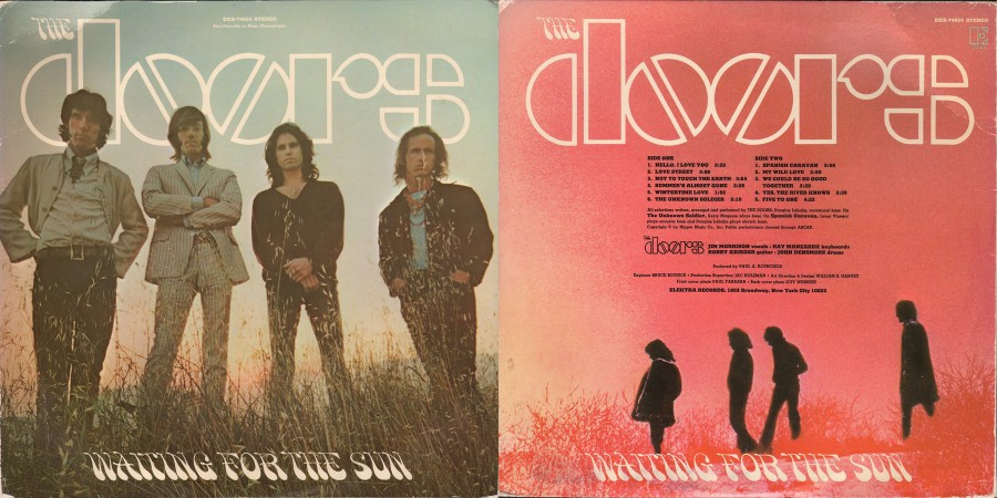 021 The Doors---Waiting For The Sun (1968)
