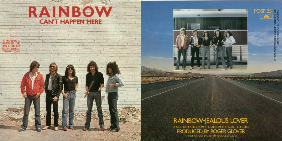 027 Rainbow - Cant Happen Here(UK)1981