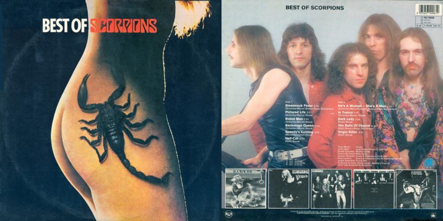 030 Scorpions - Best of Scorpions [1979]