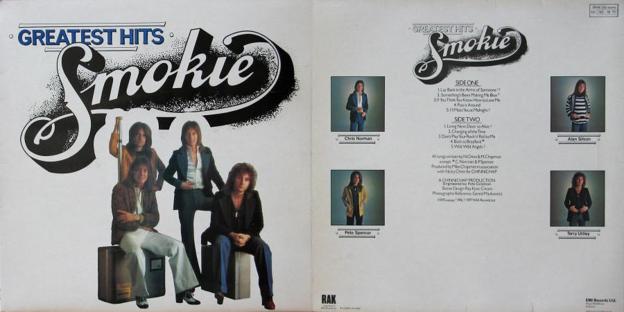 032 Smokie---Greatest Hits (1977)