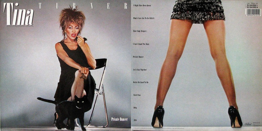 038 Tina Turner---Private Dancer (1984)