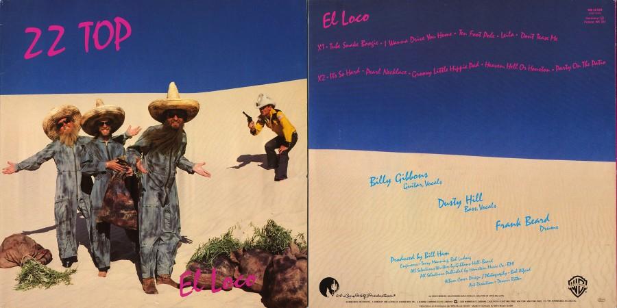 039 ZZ Top---El Loco 1981)