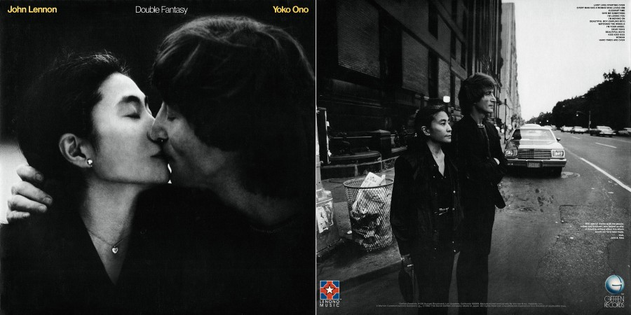 046 John Lennon & Yoko Ono---Double Fantasy (1980)