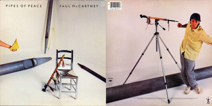 048 Paul McCartney---Pipes Of Peace (1983)
