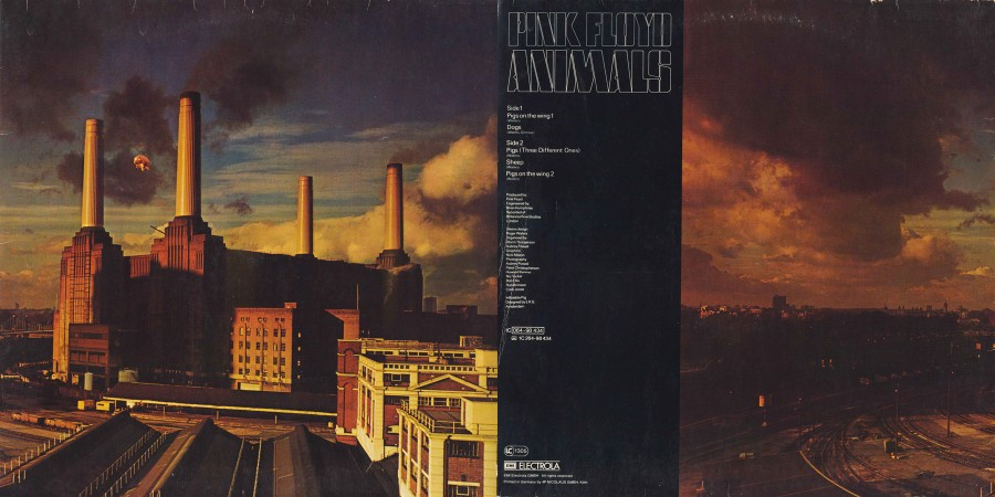 049 Pink Floyd---Animals (1977)