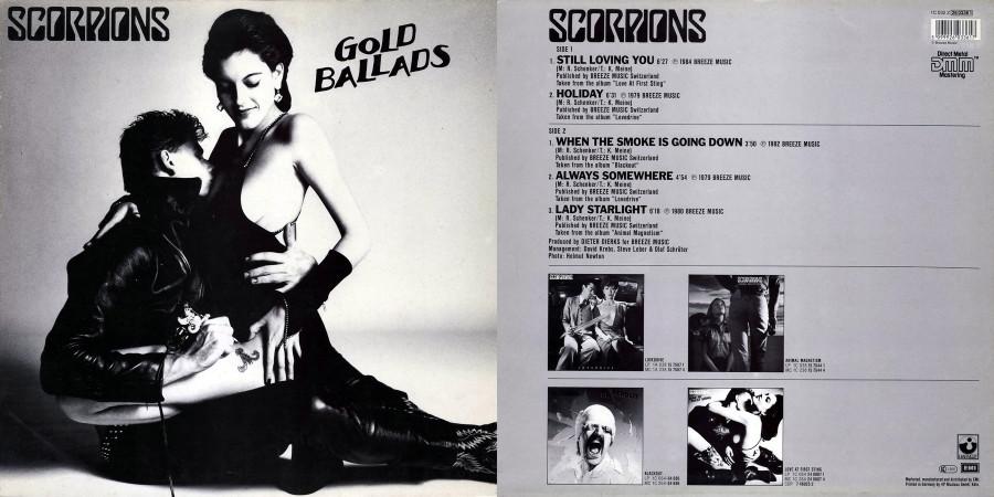 051 Scorpions---Gold Ballads (1984)