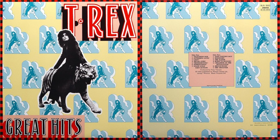 053 T-Rex---Great Hits (1973)