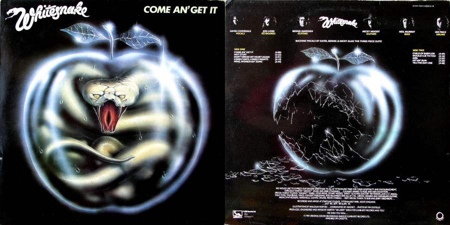 059 Whitesnake---Come An Get It [1981]