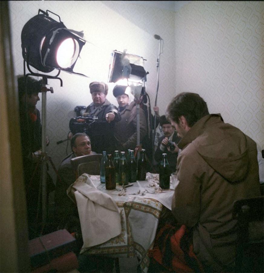 Как снимали Москва слезам не верит. Часть 3