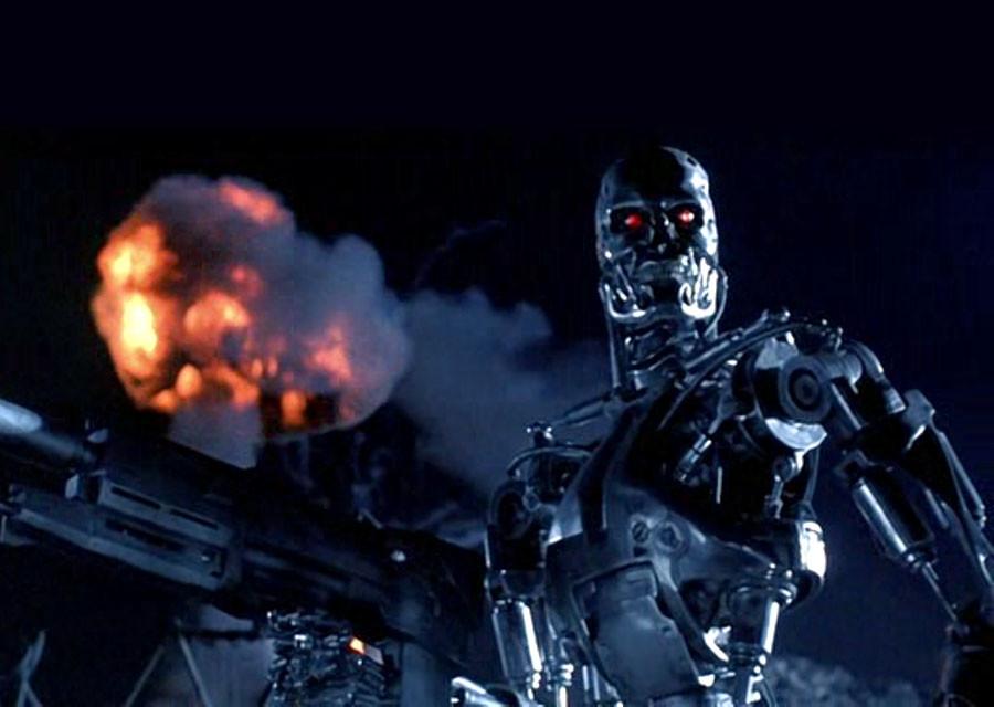 Скайнет из Терминатора - спаситель человечества