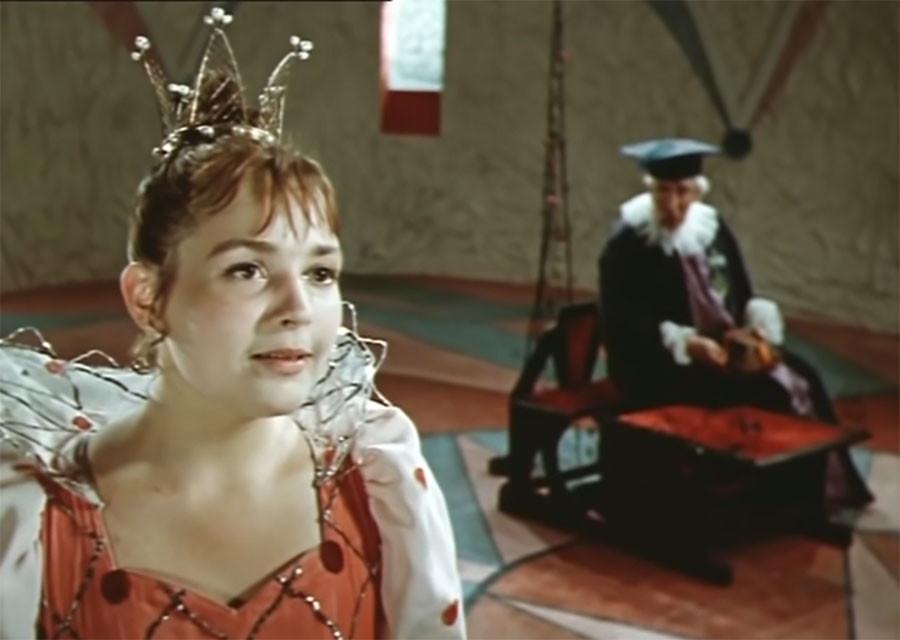 Самая красивая принцесса советского кино. 1 этап. Тур 1