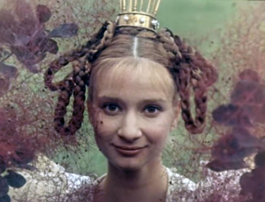 Самая красивая принцесса советского кино. 1 этап. Тур 3. Дополнительный