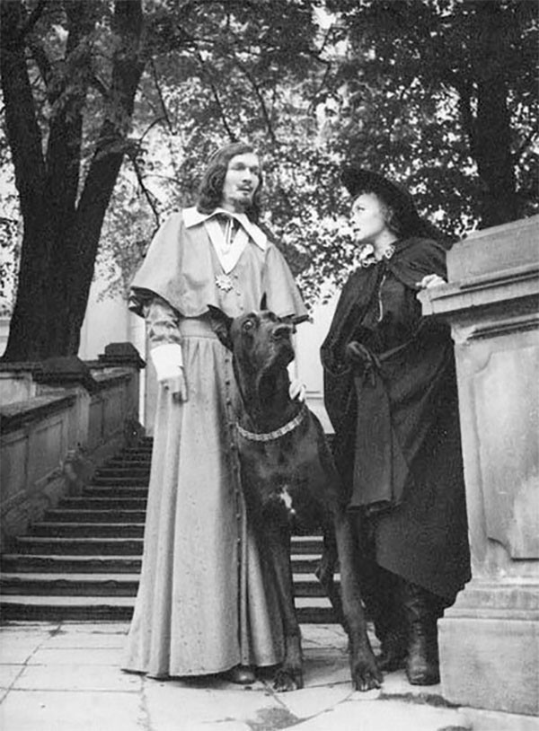 Кардинал Ришелье из Д'Артаньян и три мушкетёра
