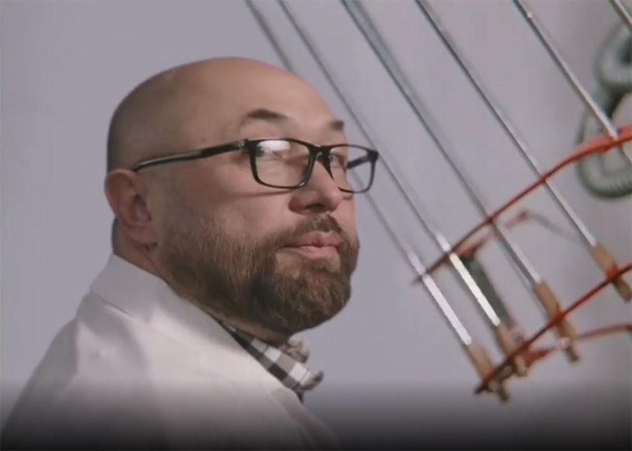 Киркоров в роли Бунши и Басков в роли Милославского в Бекмамбетовском ремейке