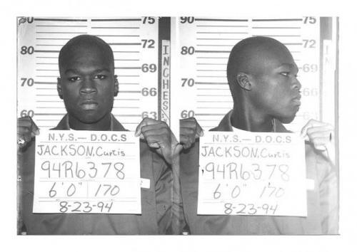 50 Cent – 1994 (торговля героином и кокаином)