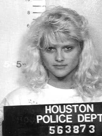 Анна Николь Смит - 1993 (вождение в нетрезвом состоянии)