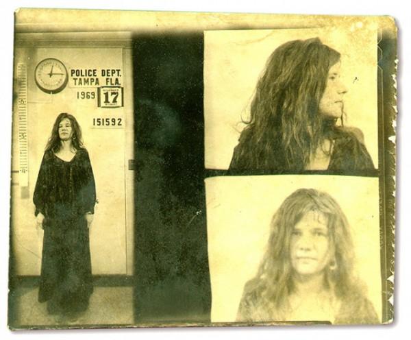 Дженис Джоплин (Janis Joplin) – 1969 (хулиганство)