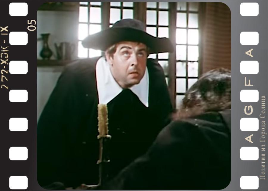Советский фильм, в котором мало кто говорит своими голосами советское кино,телевидение,мушкетёры,озвучка,кино