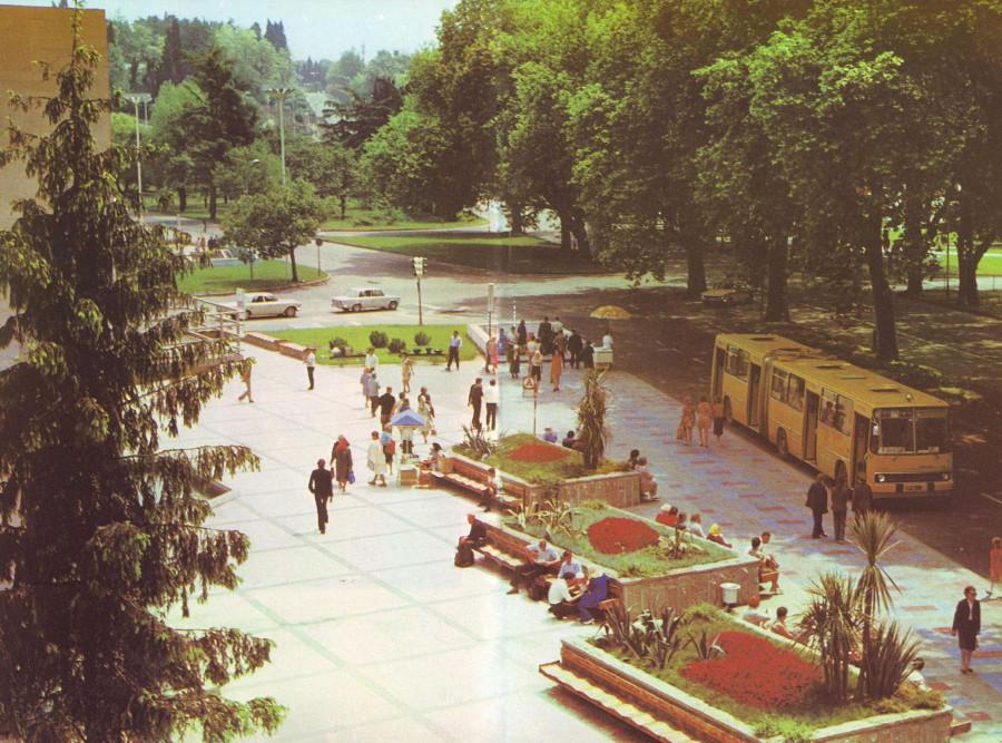 Липодаев Ю.И. - Сочи. Курорты СССР - 1987_153