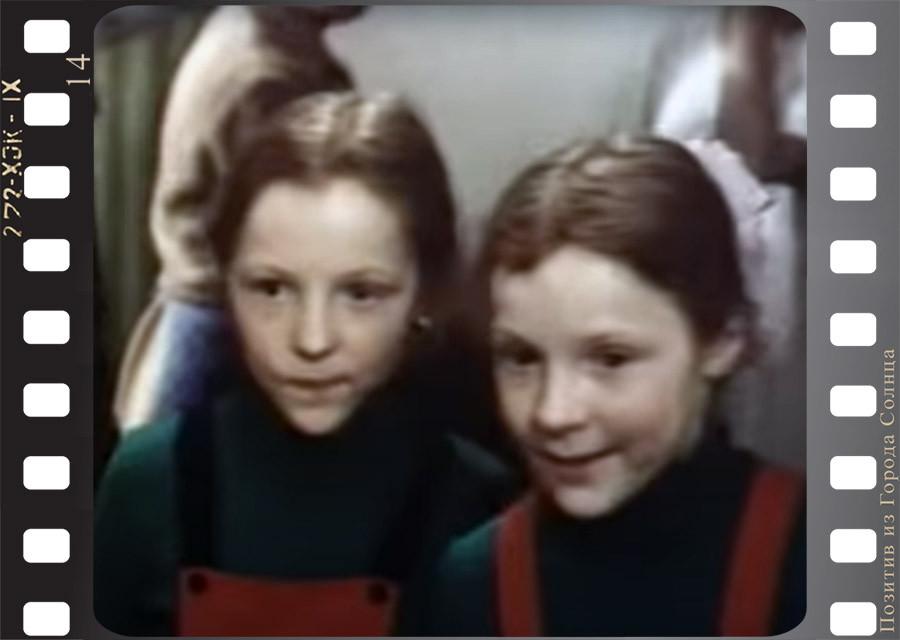 Советские актрисы, начавшие сниматься в кино ещё школьницами первые роли в кино,тогда и сейчас,кино