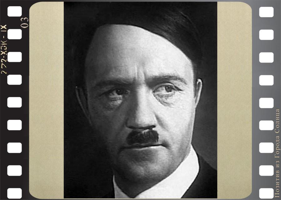 """В """"17 мгновений весны"""" Броневой и Куравлёв могли сыграть Гитлера. Фотопробы советское кино,кинопробы,кино"""