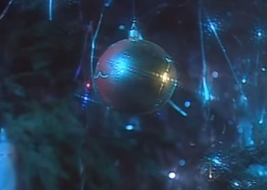 Что показывали по телевизору 30 лет назад в Новый год телевидение,По волнам нашей памяти,СССР,воспоминания