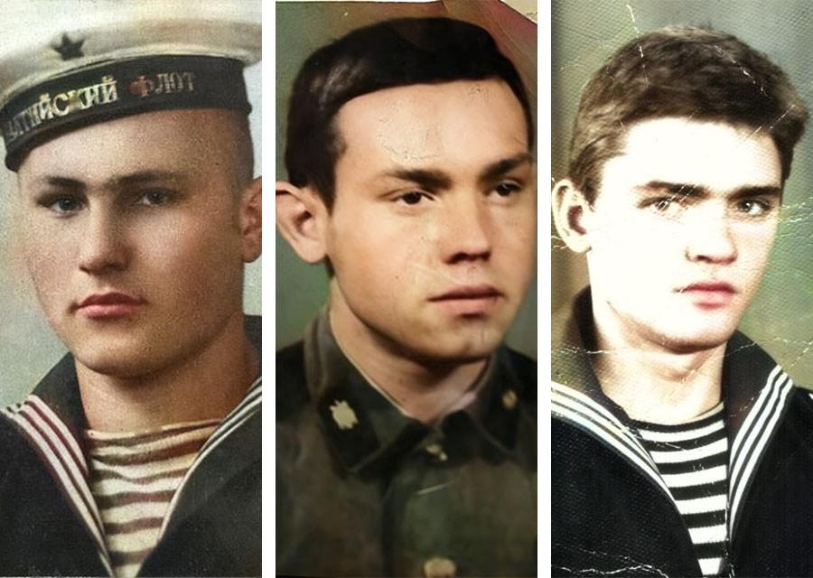 Армейские фотографии знаменитостей из их дембельских альбомов