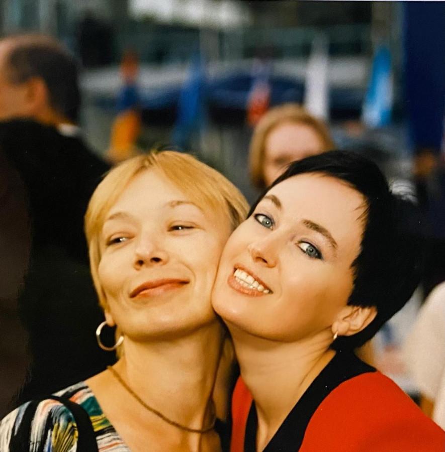 Редкие и интересные фото Ларисы Гузеевой из архивов актрисы с её комментариями Знакомство,малоизвестные фото,Знаменитости,из домашних архивов