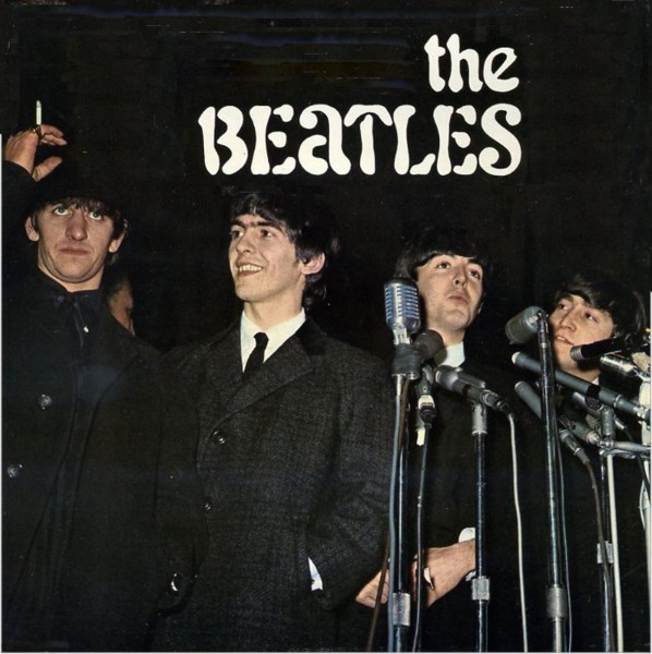 161 The Beatles - Extended Play, 45 rpm from France - 1966