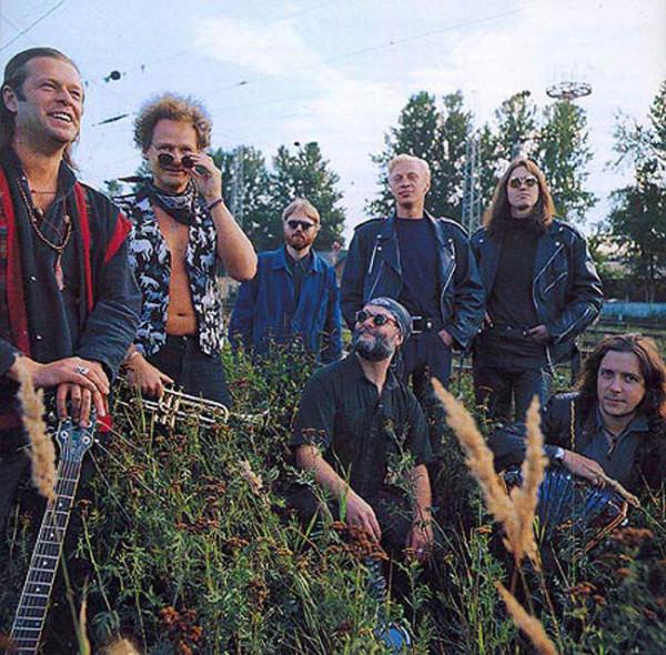 009 Аквариум 1994