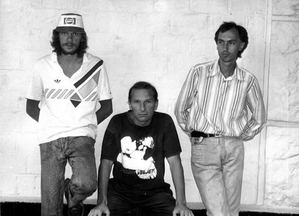 009 Звуки Му, 1988 год