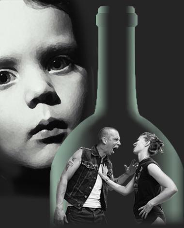 алкоголизм и семья