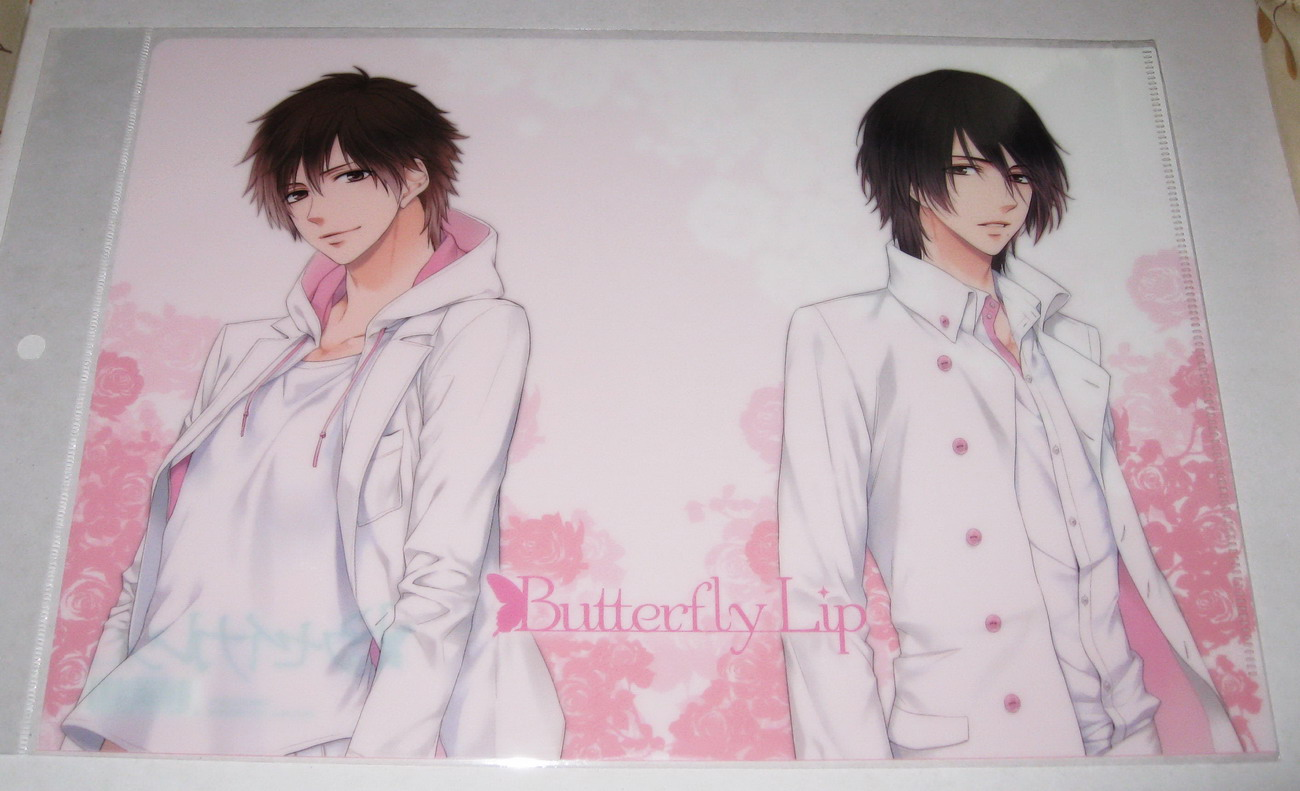 Clear file - 1013 Dousei Kareshi - Butterfly Lip