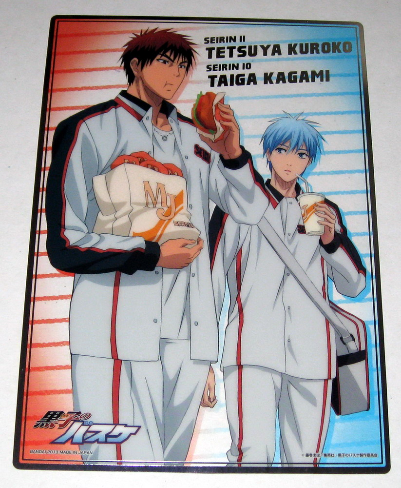 Kurobasu Big Clear Card - Special 03