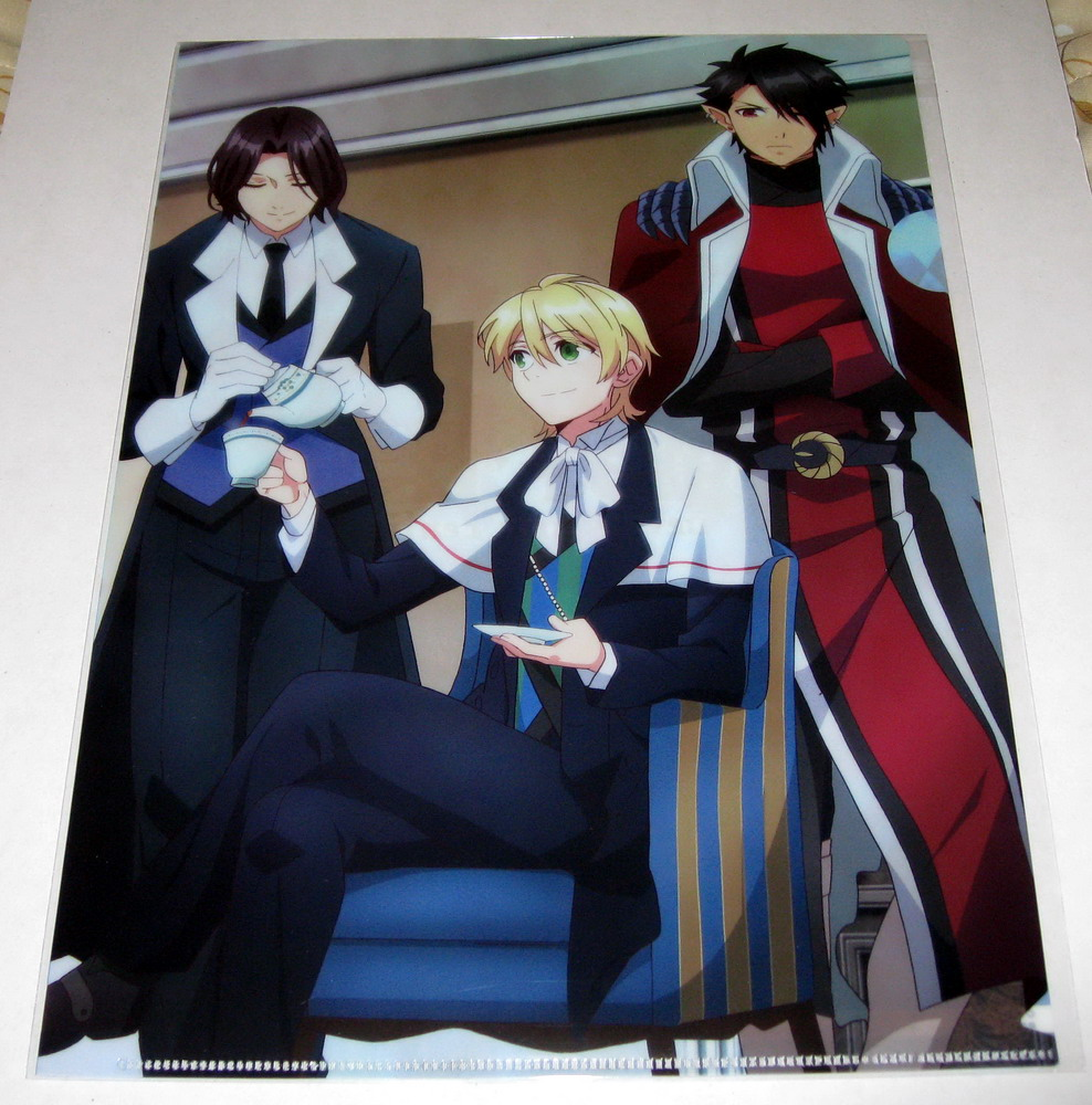 Clear file - 1113 Devils and Realists - Tea